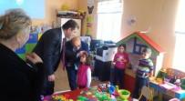 NIYAZI ULUGÖLGE - Foça Kaymakamı Ulugölge, Okul Ziyaretlerini Sürdürüyor