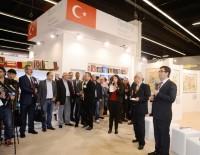 İLBER ORTAYLI - Frankfurt Kitap Fuarı'nda Türk Stantlarına Büyük İlgi