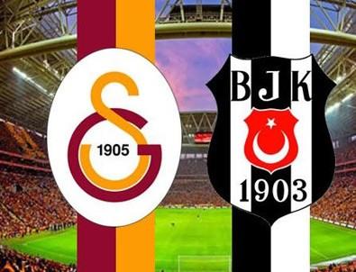 Galatasaray ve Beşiktaş'tan Fenerbahçe mesajı