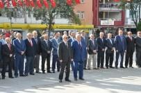 MEHMET ARSLAN - Gebze'de Muhtarlar Haftası Nedeniyle Tören Düzenledi