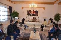 BULDUK - Genç CHP'lilerden Çat Belediyesi'ne Ziyaret