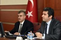 KARAYOLU TÜNELİ - Gümüşhane'de İl Koordinasyon Kurulu Toplantısı Yapıldı