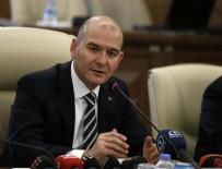 SÜLEYMAN SOYLU - İçişleri Bakanı Soylu'dan Ankara'daki yasağa ilişkin açıklama