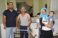 KISMİ FELÇ - İdilli İki Hasta Cizre'de Yapılan Başarılı Ameliyatlarla Sağlıklarına Kavuştu