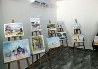 RESSAM - İngiliz Ressam Okul Yararına Sergi Açtı