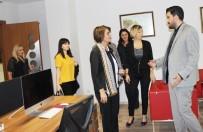 İŞ GÜVENLİĞİ - Kadın Girişimciler'den GGC'ye Ziyaret