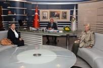 MEME KANSERİ - Kadın Meclisinden Başkan Keleş'e Ziyaret