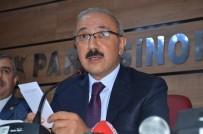 LÜTFI ELVAN - Kalkınma Bakanı Elvan Açıklaması 'Devletimizi Ve Milletimizi Bu Beladan Kurtaracağız'