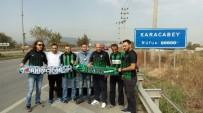 KOCAELISPOR - Karacabey Birlikspor Taraftarından Olaylara İlişkin Açıklama