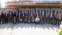 SÜLEYMAN TAPSıZ - Karaman'da Muhtarlar Günü Kutlandı
