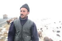 KARAKURT - Kars'ı Kış Erken Vurdu