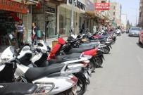 ARAÇ SAYISI - Kilis'te Araçların Yüzde 50'Si Motosiklet