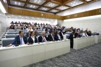 TEKERLEKLİ SANDALYE - Konak'ın 2017 Bütçesi Belli Oldu