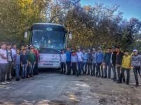 KARAHAYıT - Kulalı Gençler Denizli'yi Gezdi