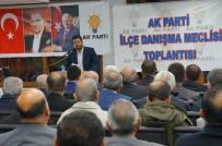 ÇANAKKALE ŞEHITLERI - Lapseki AK Parti Danışma Meclisi Toplantısı Yapıldı