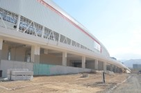 CANLI YAYIN - Malatya Arena'da Rulo Çim Serimi Bu Ay İçerisinde Yapılacak
