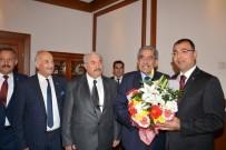 ÖZLÜK HAKLARI - Malatya'da Muhtarlar Günü Kutlandı