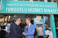 HALIL MEMIŞ - Manisa Büyükşehir, İlçelerdeki Çalışmaları İnceliyor
