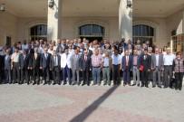 MERKEZİ YÖNETİM - Mersin'de Muhtarlar Günü Törenle Kutlandı