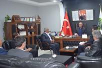 TELEFON GÖRÜŞMESİ - Milletvekili Ilıcalı, Süt Tozu Fabrikası İçin İlk Adımı Attı