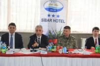 MEHMET EMİN TAŞÇI - Muhtarlar Toplantısına 'Terör' Damga Vurdu