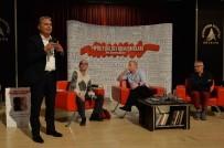 KÜÇÜK İSKENDER - Muratpaşa'da 'Popüler Kültür Konuşmaları' Başladı