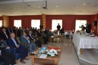 RECEP GÖKÇE - Niksar'da Jeotermal Su Kaynaklı Jeotermal Seracılık Toplantısı Yapıldı