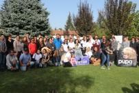 HAYVAN SEVERLER - Odunpazarı Belediyesi Kedi Evleri Projesi'ne ESYEM'den Destek