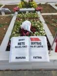 ÜSKÜDAR BELEDİYESİ - Cumhurbaşkanı Erdoğan Talimat Verdi, Demokrasi Şehidi Acıbadem Muhtarının Adı Parkta Yaşayacak