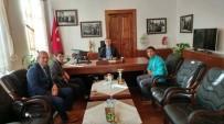 ALI SıRMALı - Özel Sporcular, Sırmalı'yı Ziyaret Etti