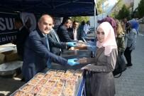 ALAATTIN AKTAŞ - Pamukkale Belediyesi'nden Üniversite Öğrencilerine Aşure