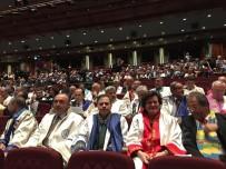 SÜLEYMAN ÖZDEMIR - Rektör Özdemir, YÖK Açılış Törenine Katıldı