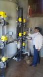 ADALA - Salihli'deki İçme Suyu Arıtma Tesisleri Denetlendi