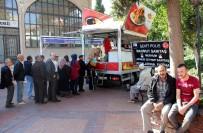 HAMIDIYE - Şehit Polis Sarıtaş, Lokma Hayrı İle Anıldı