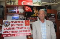 BALıKÖY - Şehit Ve Gaziler Derneği'nden Balıköy Beldesi'ne Temsilcilik