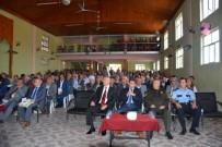 ET ÜRÜNLERİ - Selendi'de 'Leader Projesi' Toplantısı