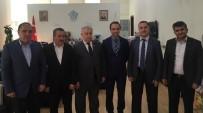 AHMET CENGIZ - Seydişehir Heyetinden Rektör Şeker'e Ziyaret