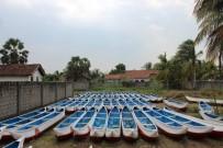 BALIK AĞI - TİKA'dan Sri Lankalı Balıkçılara Ve Çiftçilere Ekipman Desteği