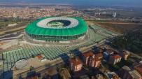 DÜNYA KUPASı - Timsah Arena'ya UEFA Heyeti Geliyor