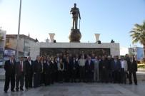 MURAT SEFA DEMİRYÜREK - Urla'da 'Muhtarlar Günü' Kutlandı