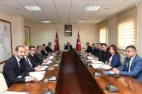 ÇAĞRI MERKEZİ - Vali Tuna Cazibe Merkezleri Toplantısına Başkanlık Etti
