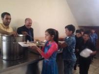 ÖĞRENCİ SAYISI - Varto'da Yemekler Denetlendi
