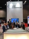 ASTIGMAT - VSY Biotechnology Amerika'da Teknolojilerini Sergiledi