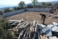 YUNUSEMRE - Yağcılar Mahallesi Kış Mevsimine Hazırlanıyor