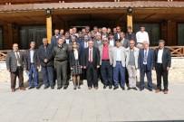 İSTİŞARE TOPLANTISI - Yahyalı'da Muhtarlar Günü Kutlandı