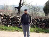 KALP KRİZİ - Yaşlı Çiftçi Tarlada Ölü Bulundu