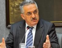 HAYATİ YAZICI - Yazıcı'dan Başkanlık açıklaması