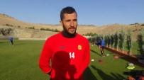 SINAN ÖZKAN - Yeni Malatyaspor'un Golcüsü Sinan'dan İlginç Tespit