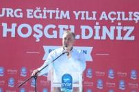 EYÜP BELEDİYESİ - 2016-2017 Simurg Eğitim Sezonu Törenle Başladı