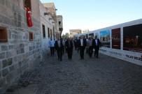 KAYSERİ LİSESİ - Başkan Çelik, Müzeler Genel Müdürü Kurt İle Bir Dizi İncelemede Bulundu